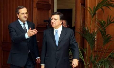 Έφτασαν στην Αθήνα οι Ευρωπαίοι αξιωματούχοι