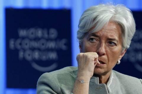 Λαγκάρντ: Το ΔΝΤ θα αναθεωρήσει τις προβλέψεις του