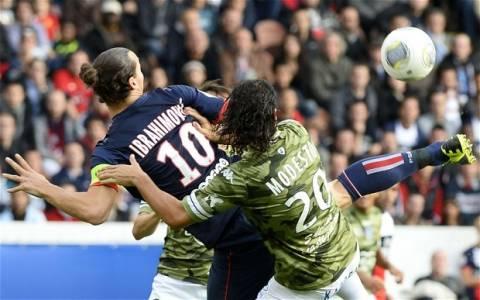 Κορυφαίο γκολ του Ζλάταν στη Γαλλία
