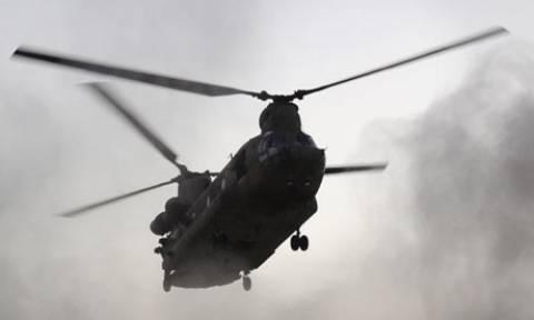 Ελικόπτερο του πολεμικού ναυτικού των ΗΠΑ κατέπεσε στον Ατλαντικό