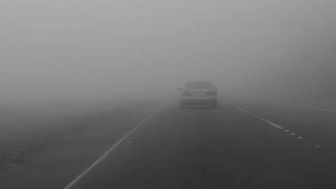 ΠΡΟΣΟΧΗ: Πυκνή ομίχλη στην Εγνατία Οδό