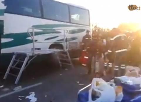 Θρήνος στην κηδεία της 22χρονης που σκοτώθηκε στα Μάλγαρα