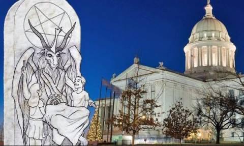 Σατανιστές θέλουν να τοποθετήσουν ομοίωμα του διαβόλου στην Οκλαχόμα!