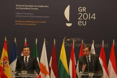 Ελληνική προεδρία με «άρωμα» ευρωεκλογών