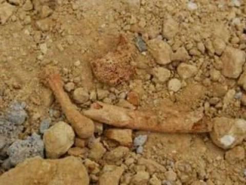 ΣΟΚ: Βρέθηκαν ανθρώπινα οστά σε ρούχα