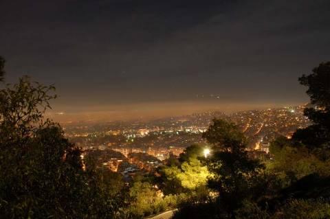«Πνίγεται» στην αιθαλομίχλη η Θεσσαλονίκη