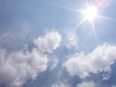 Ανοιξιάτικος αύριο ο καιρός