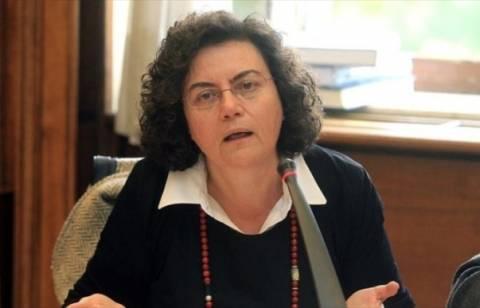 Βαλαβάνη:Χαιρετίζουμε την απόφαση «παγώματος» πώλησης των 28 ακινήτων