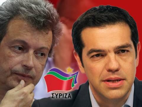 Προς «βελούδινο» διαζύγιο Τατσόπουλος και ΣΥΡΙΖΑ