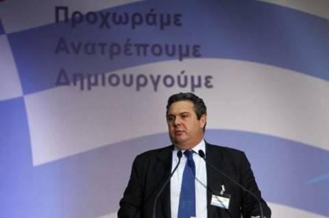 Συνεδριάζει το Εθνικό Συμβούλιο των ΑΝΕΛ