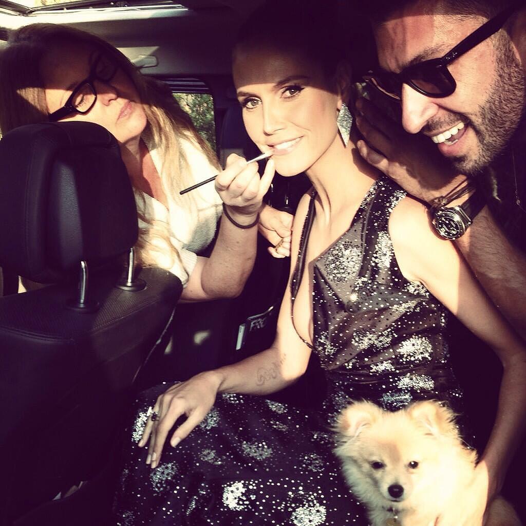 Heidi-Klum-got-glam-go-while-heading-People-Choice-Awards