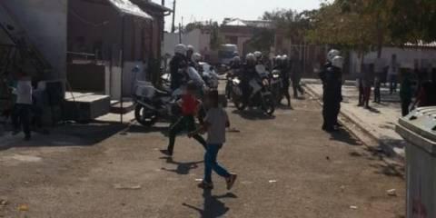 Ξάνθη: Απείλησε αστυνομικούς με αλυσοπρίονο