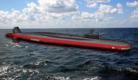 Ρωσία: Νέα πυρηνικά υποβρύχια το 2014