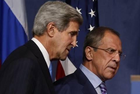 Συνάντηση Λαβρόφ-Κέρι για τη Συρία στις 13 Ιανουαρίου