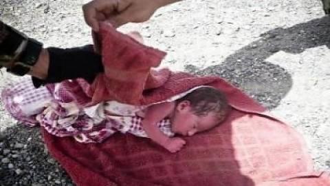 Συγκλονισμένη η Κύπρος για το βρέφος: «Στοπ. Έχει ένα μωρό!»