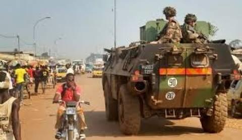 Λεηλασίες και πυρά στην πρωτεύουσα της Κεντροαφρικανικής Δημοκρατίας