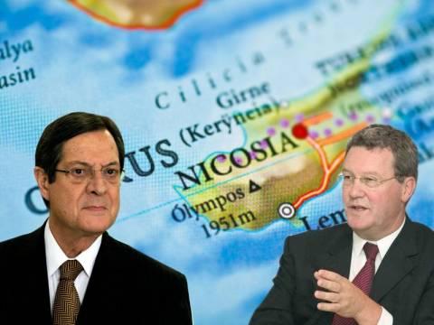 Δραματική έκκληση Αναστασιάδη για το Κυπριακό