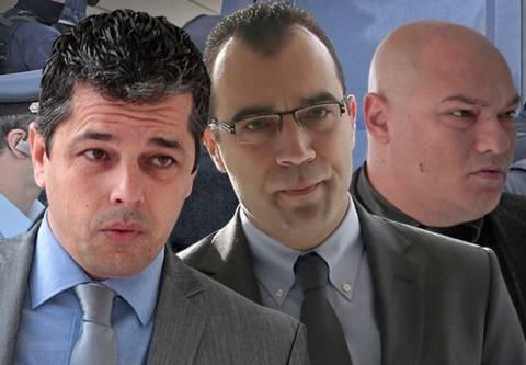 Στις φυλακές Ναυπλίου ο Μπούκουρας, στον Κορυδαλλό Γερμενής-Ηλιόπουλος
