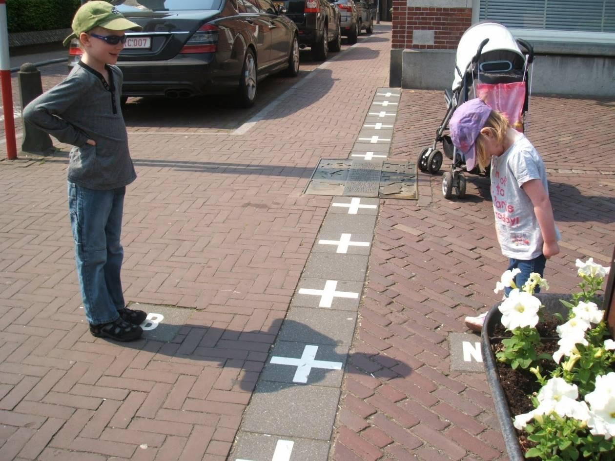 Περίεργα σύνορα... Τα σύνορα Ολλανδίας-Βελγίου - Newsbomb