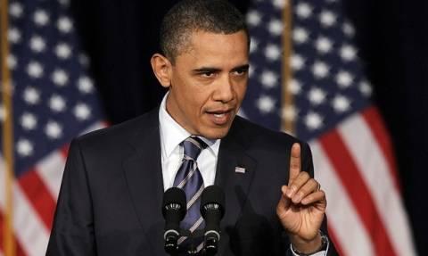 Ομπάμα στο Κογκρέσο: Όχι νέες κυρώσεις στο Ιράν
