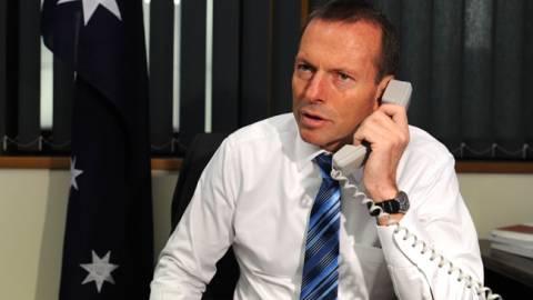 Ο Αυστραλός πρωθυπουργός Τόνι Άμποτ θα παραστεί σε Ελληνικό Φέστιβαλ