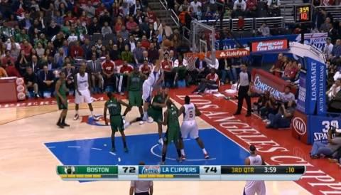 NBA: Οι καλύτερες φάσεις της βδομάδας (videos)
