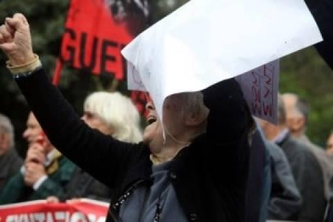 Θεσσαλονίκη: Στους δρόμους για τα χαράτσια στην Υγεία