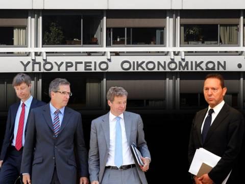 Η τρόικα επιστρέφει στην Αθήνα με νέες απαιτήσεις