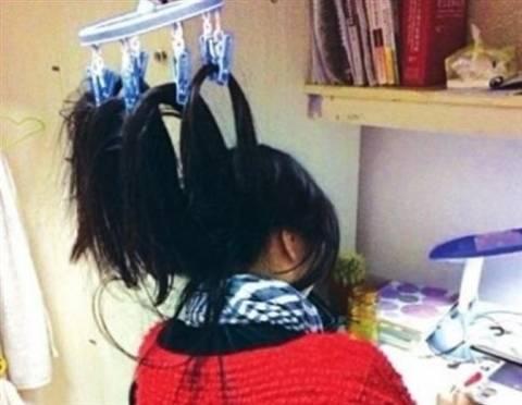 Δείτε τι κάνουν οι κινέζες φοιτήτριες για να μείνουν ξύπνιες!