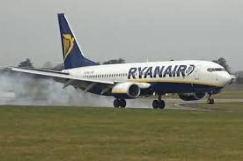 Ryanair: Πτήσεις με βάσεις Αθήνα και Θεσσαλονίκη
