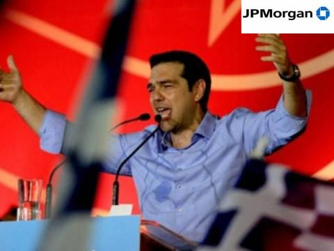 JP Morgan: Η Ελλάδα πάει σε εκλογές το 2014 – Ο ΣΥΡΙΖΑ στην κυβέρνηση