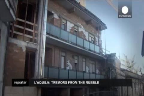 Λ Άκουιλα: Μετά τον σεισμό, η διαφθορά