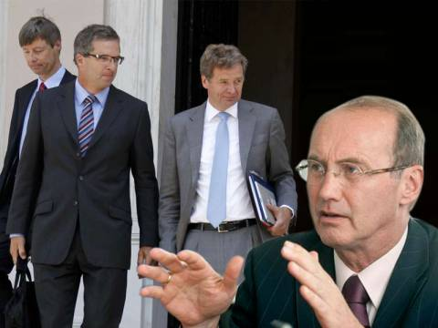 Το Ευρωκοινοβούλιο βγάζει «λάδι» την Τρόικα