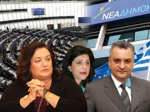 ΝΔ: Γαλάζιος συνωστισμός για μια θέση στο Ευρωψηφοδέλτιο!