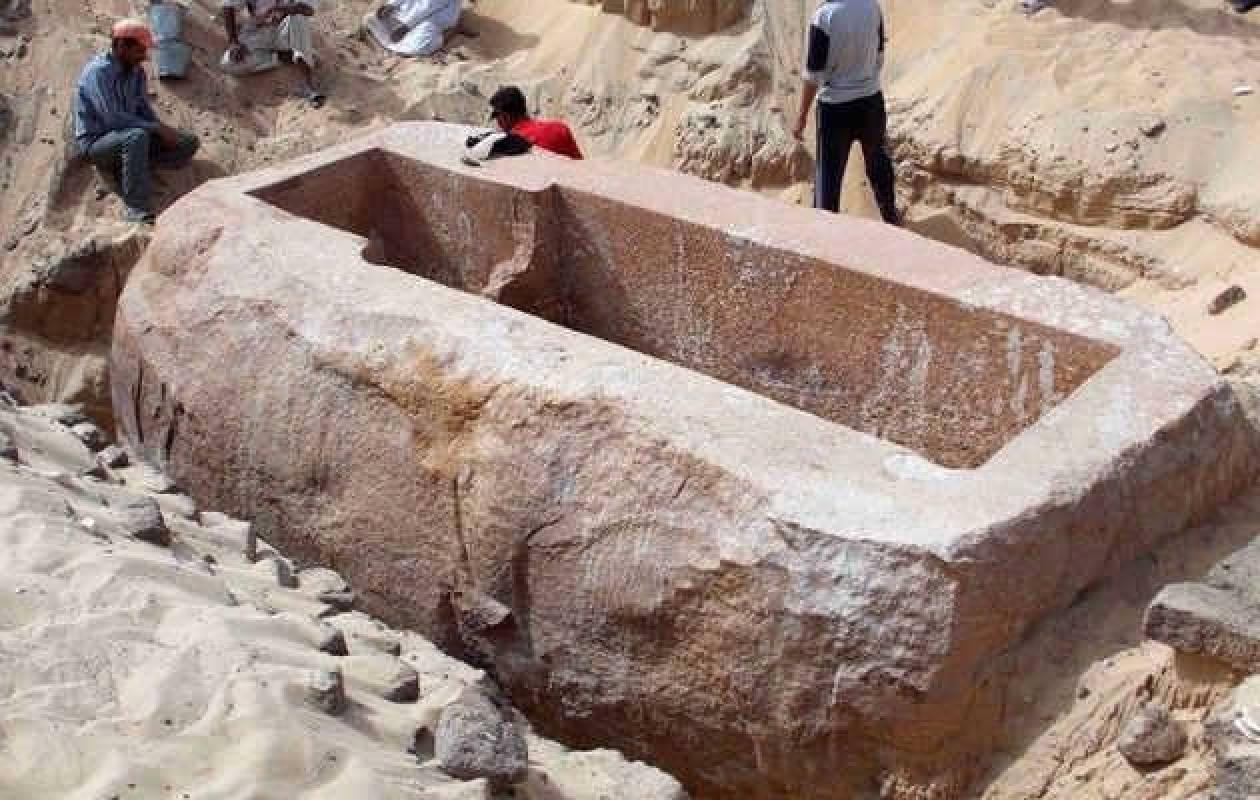 Ανακάλυψαν τάφο άγνωστου Φαραώ στην Άβυδο
