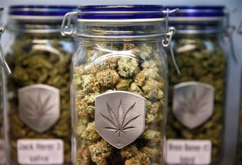 Στο αεροδρόμιο του Κολοράντο μπήκαν ειδικοί κάδοι για την μαριχουάνα