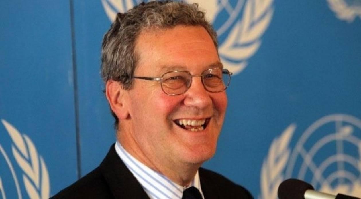 Ντάουνερ: Παραμένει ΓΓ των ΗΕ για θέματα Κύπρου