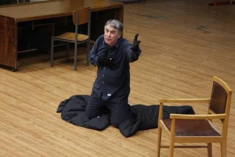 Πρύτανης-ηθοποιός: Μετά το θέατρο και στον κινηματογράφο ο Πελεγρίνης