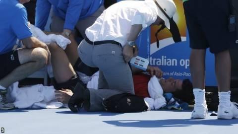 Ο καύσωνας «καίει» το Australian Open (photos)