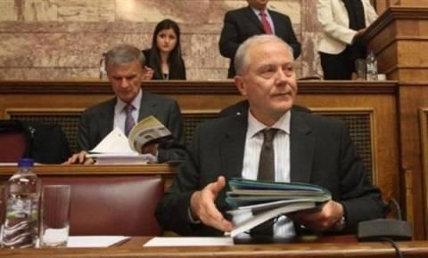 Προβόπουλος: Αναγκαία νέα ανακεφαλαιοποίηση των τραπεζών μέχρι το 2016