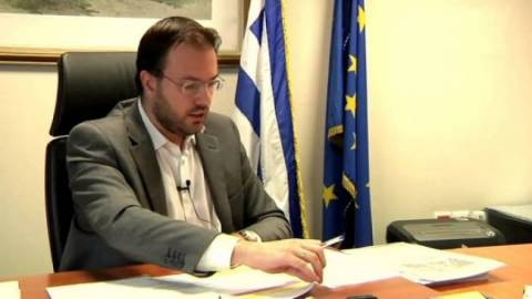 Θεοχαρόπουλος: Η ΔΗΜΑΡ δεν θα γίνει συμπλήρωμα κανενός