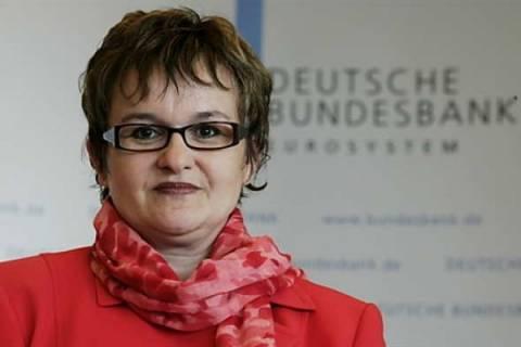 Οι ευρωβουλευτές ενέκριναν τον διορισμό της Λαουτενσλέγκερ στην EKT