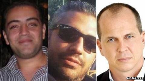 Αίγυπτος: Στο στόχαστρο τρεις δημοσιογράφοι του  αλ Τζαζίρα