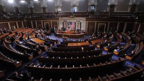 ΗΠΑ: Εγκρίθηκε σε δοκιμαστική ψηφοφορία προϋπολογισμός του 2014
