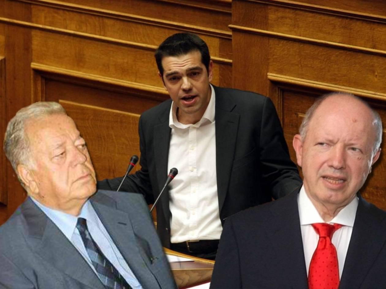 Ανοιχτός πόλεμος ΣΥΡΙΖΑ με Μπόμπολα και Ψυχάρη
