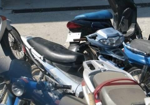 Ήθελαν να γεμίσουν την στάνη... μοτοσυκλέτες!