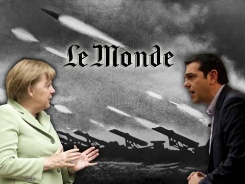 Τσίπρας προς Μέρκελ: Υπνοβάτης της λιτότητας!