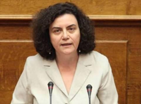 Βαλαβάνη:Ο Προβόπουλος άφησε στο σκοτάδι τα προβλήματα των τραπεζών
