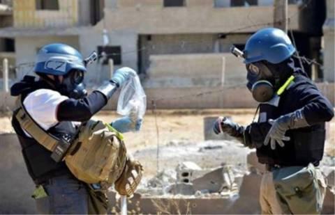 Εγγυήσεις ζητούν οι Ιταλοί δήμαρχοι για τα συριακά χημικά