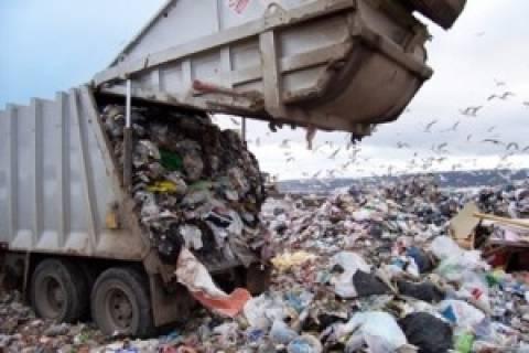 Θάσος: Μετ' εμποδίων η μεταφορά των απορριμμάτων